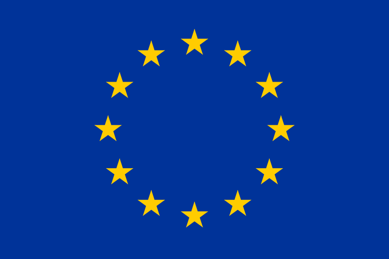 logo europian union flag